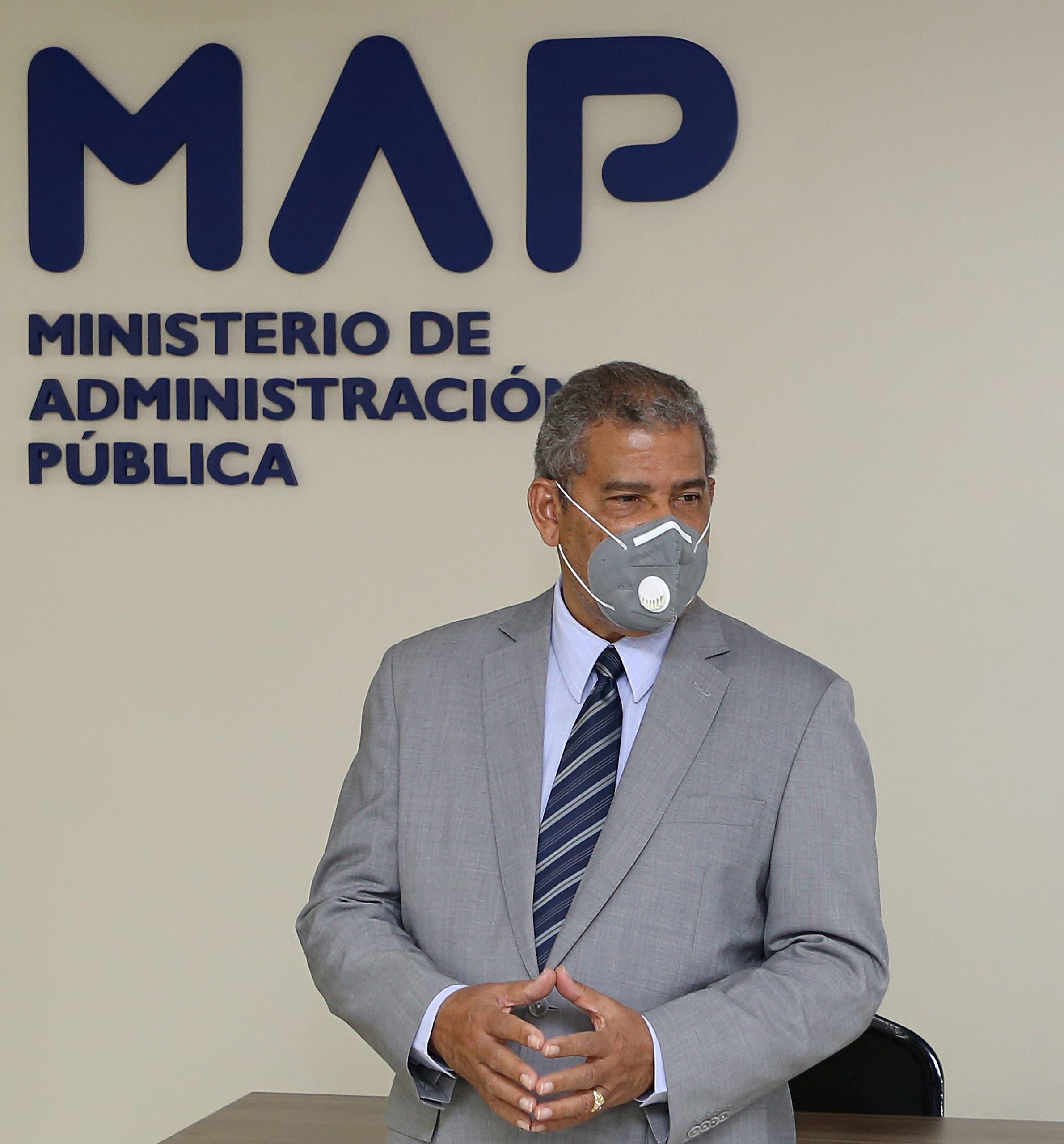 Administración Pública afirma restablecimiento horario en instituciones se ajusta a estrategia para combatir Covid-19