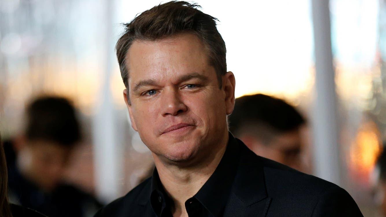 """Matt Damon quería actuar   en """"Avatar"""""""