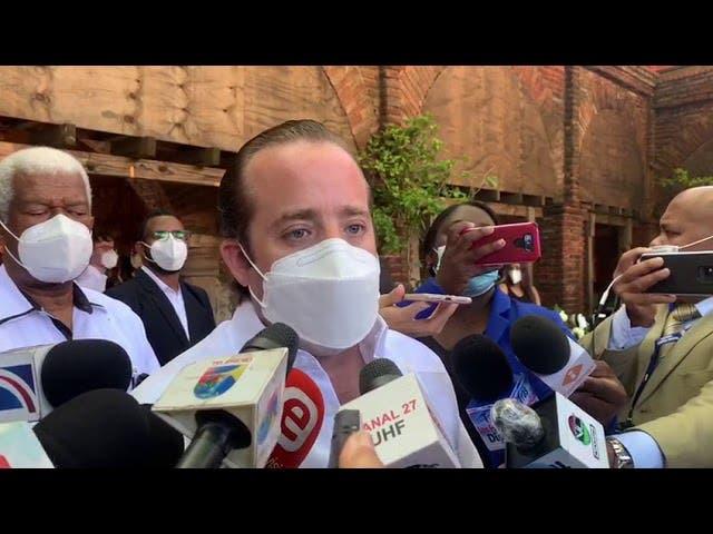 """José Paliza: """"El Gobierno está decidido a resolver los problemas energéticos del país"""""""