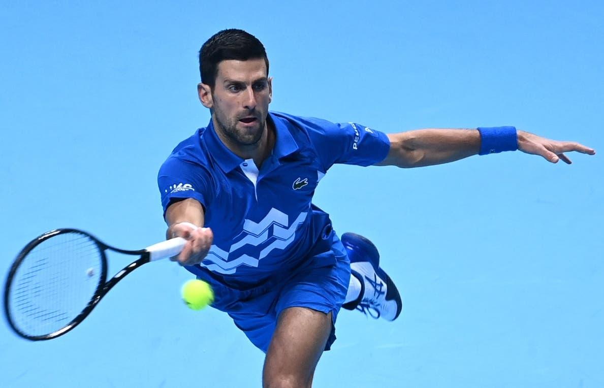 """Djokovic- """"Estoy muy motivado para seguir adelante»"""