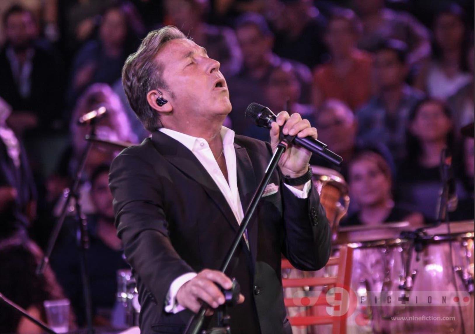 Ricardo Montaner va a Altos de  Chavón para cantarle al mundo vía streaming