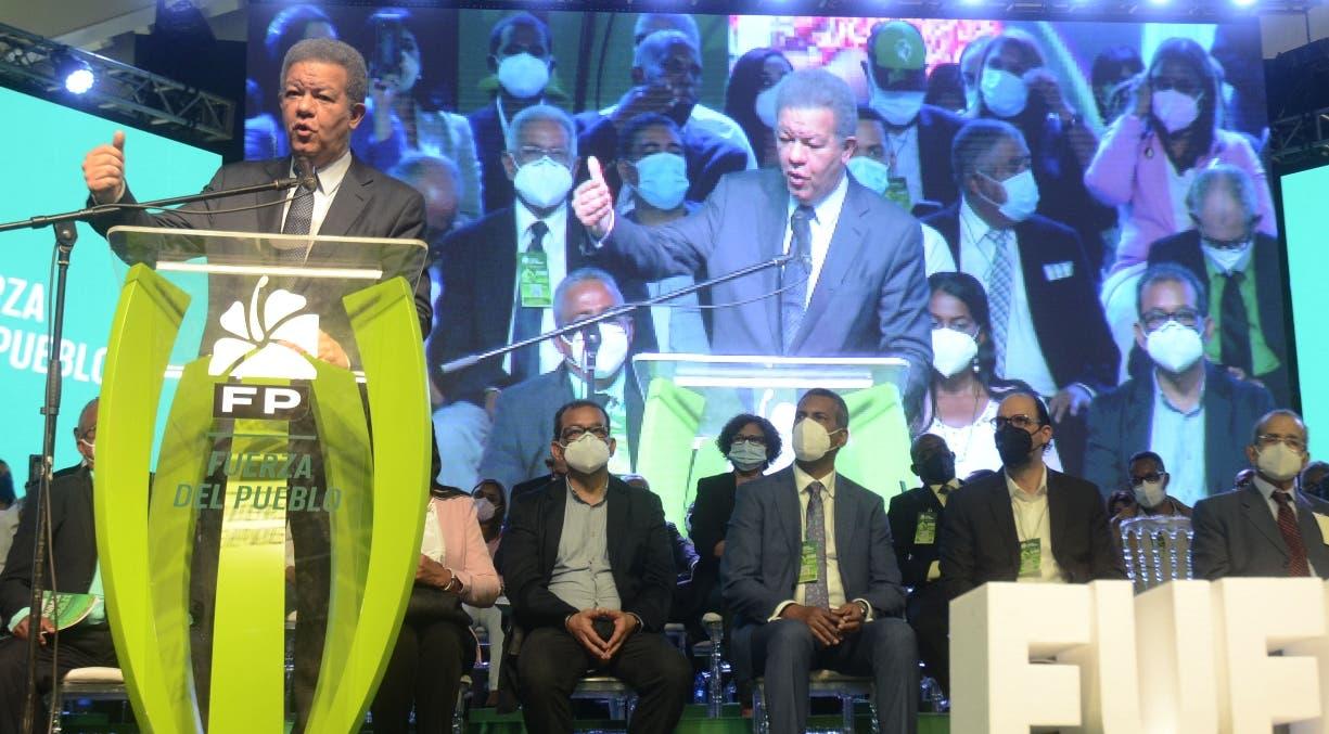 Leonel afirma FP abrió nuevo ciclo político progresista