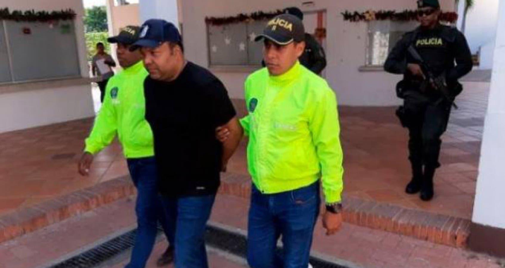 Colombia detiene a otro dominicano sindicado como un peligroso narco