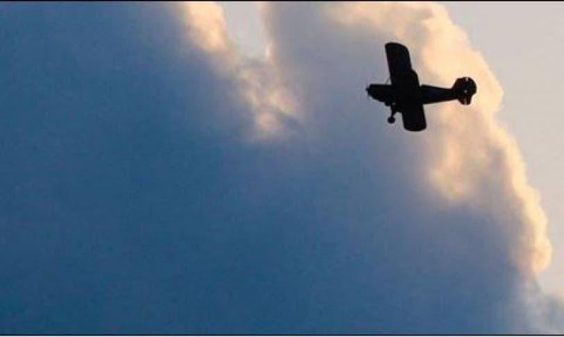 Se desploma avioneta fumigadora en Esperanza