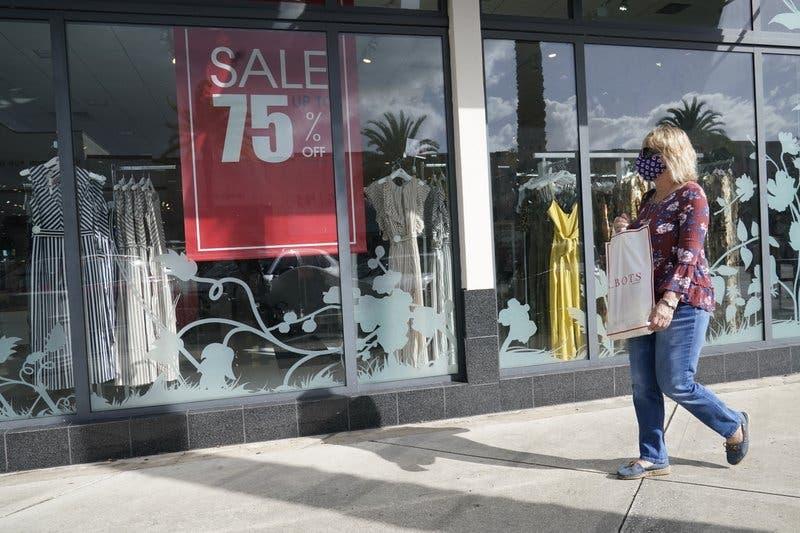 Black Friday: Virus aleja a la gente de las tiendas físicas