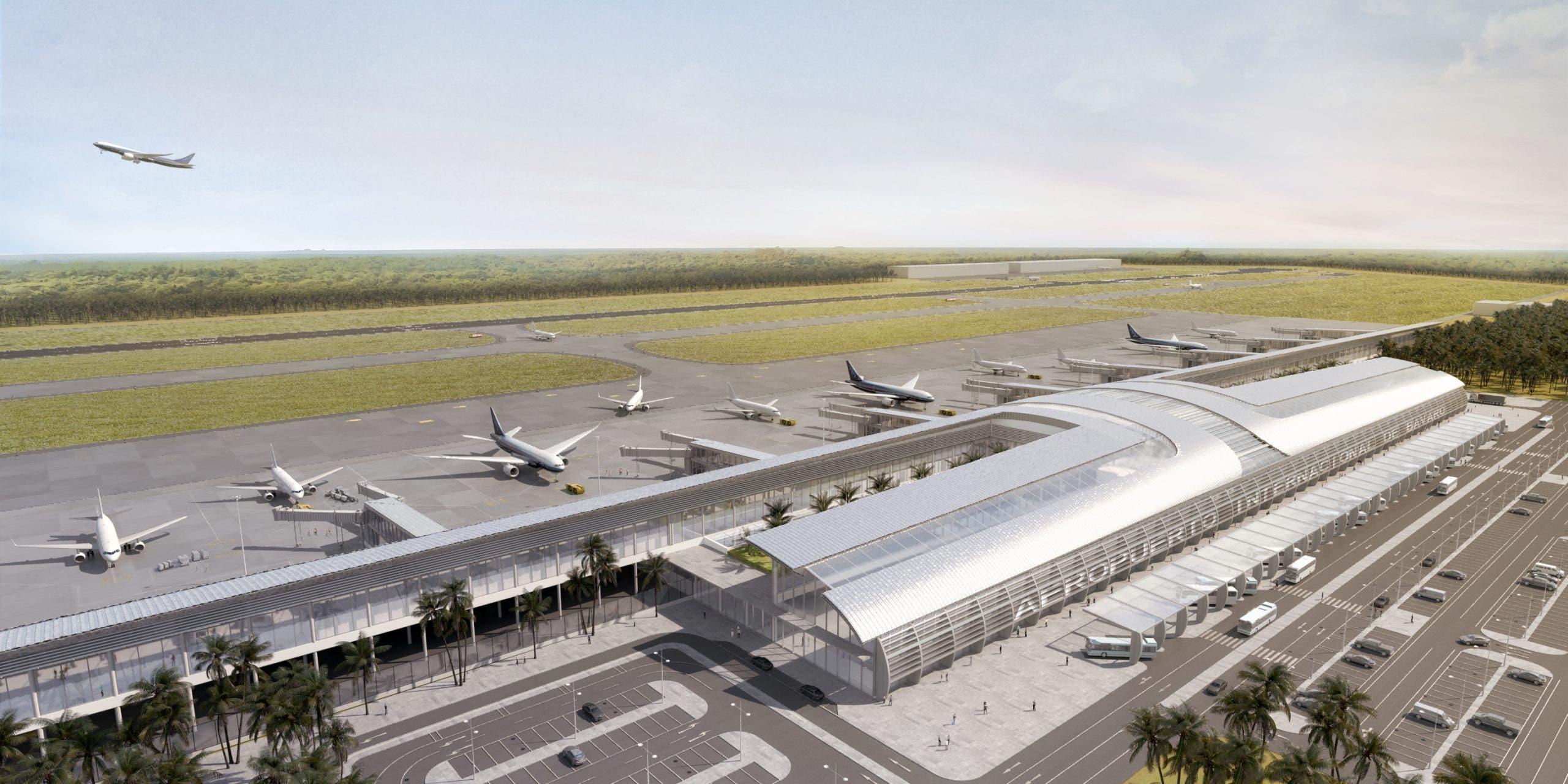 Aeropuerto de Bávaro demanda en nulidad resolución del IDAC que suspendió su construcción
