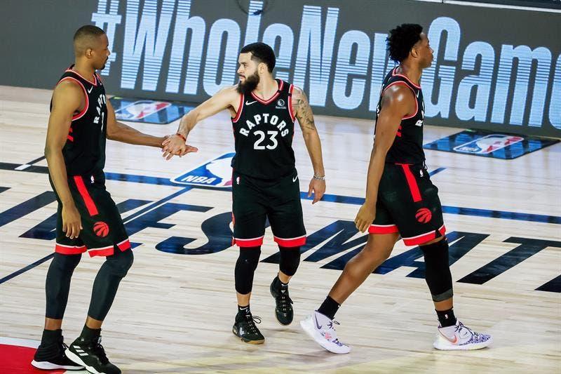 Raptors completarán temporada en Tampa ante imposibilidad de volver a Toronto
