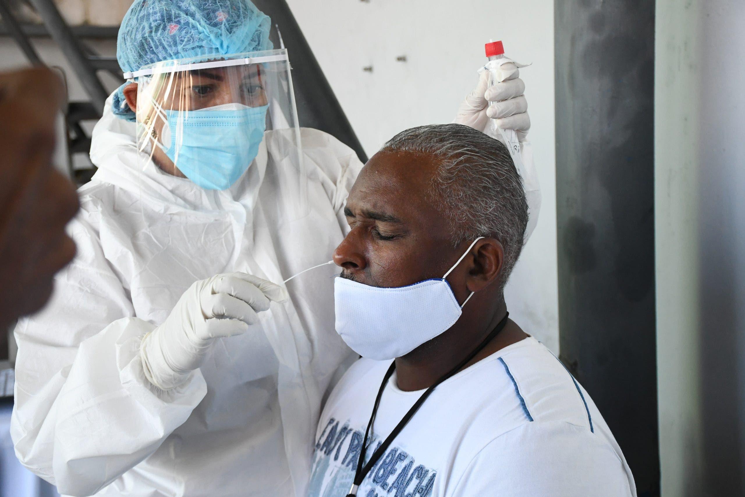 Salud Pública reporta 1,102 casos nuevos de Covid y seis fallecidos en las últimas 24 horas