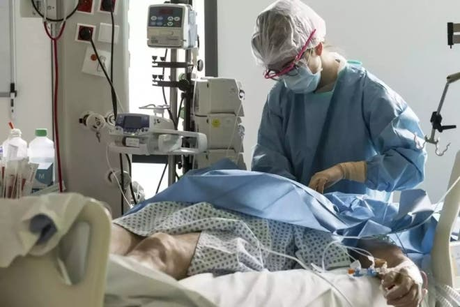 Ocupación Hospitalaria baja, pese a incremento de muertes por COVID-19