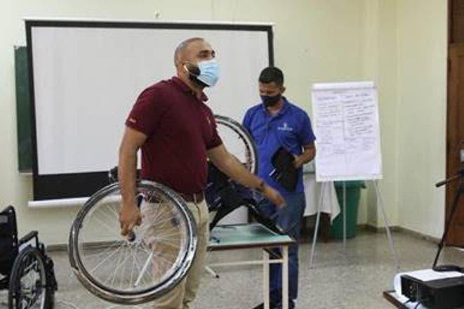República Dominicana desarrolla desde el Estado el primer curso de Provisión de Sillas de Ruedas