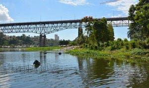Armada continúa retiro desperdicios ríos Ozama e Isabela