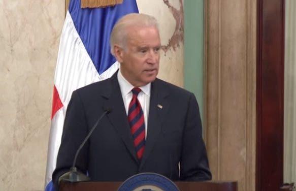 ¿Qué dijo Biden sobre la Ley 168-13 cuando visitó República Dominicana?