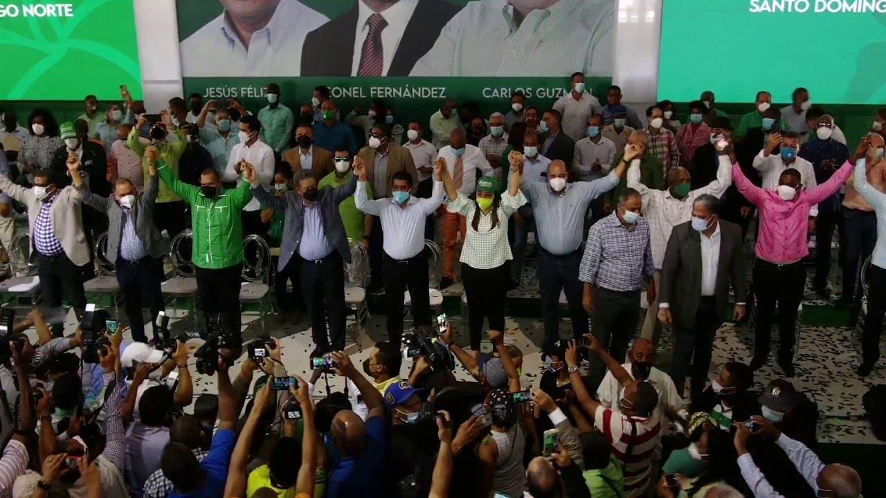 Alcalde Carlos Guzmán deja el PLD oficialmente y se va con Leonel