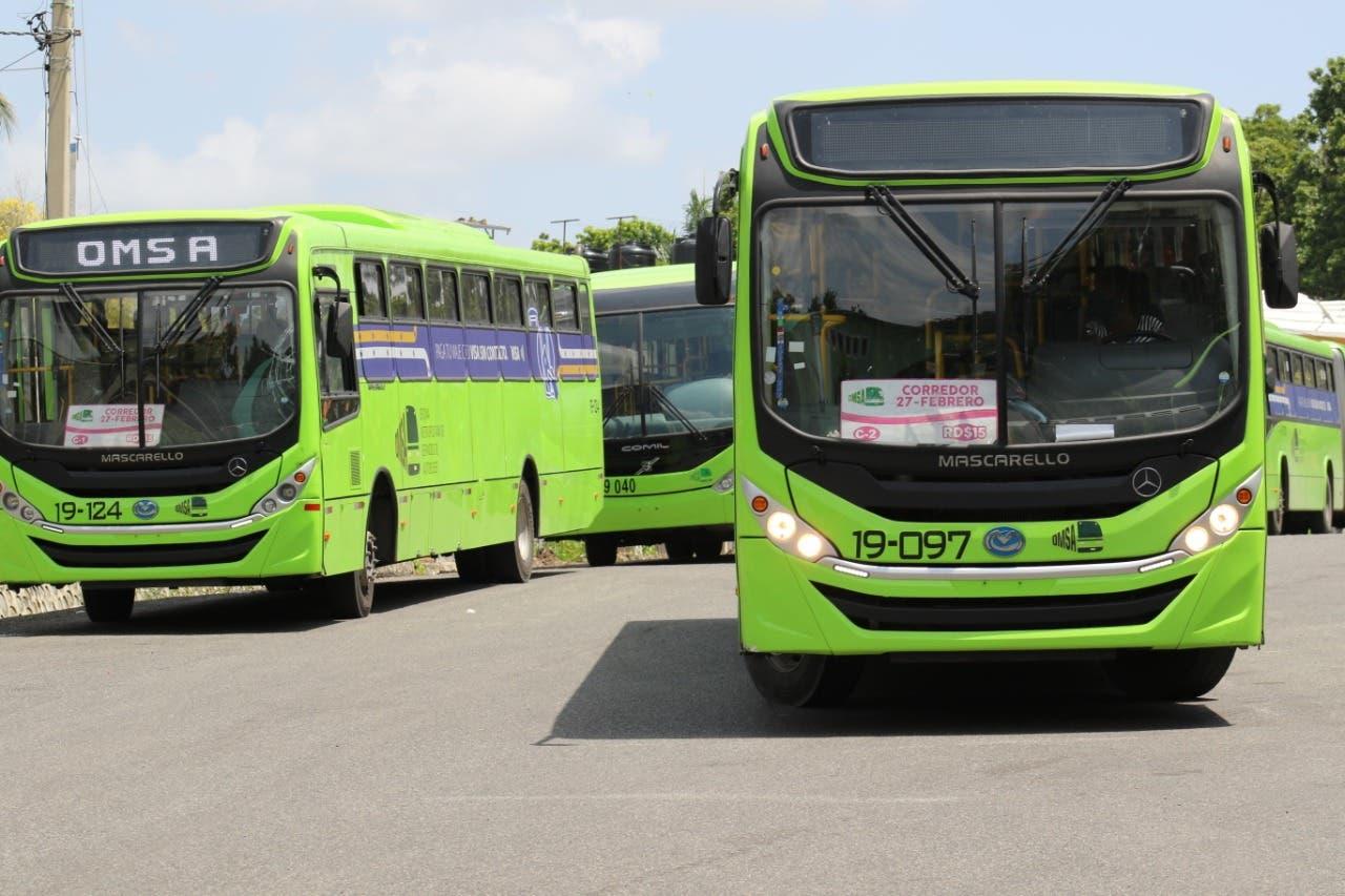 OMSA extiende horario de servicios de autobuses