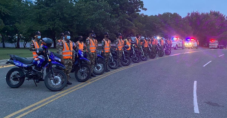 Obras Públicas dispone reforzamiento de patrullas en carreteras por fin de semana largo