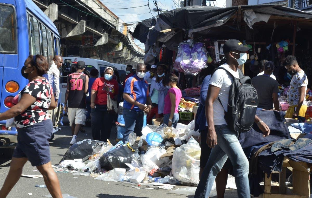 Hacinamiento y caos en la Duarte amenazan la salud