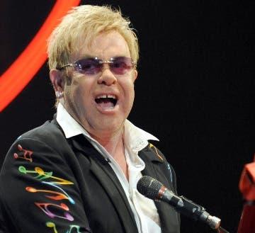 Elton John no sabe qué hará con carrera