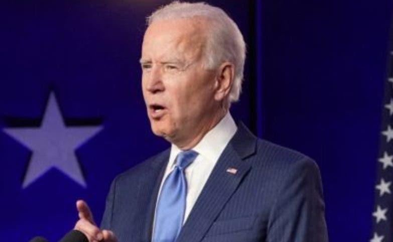 Presidente Joe Biden recibe felicitaciones