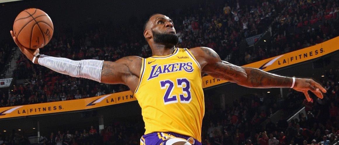 Temporada NBA inicia hoy con los  Lakers favoritos