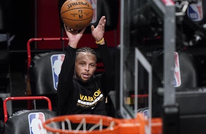 Stephen Curry asegura que «tiene que ser» el Jugador Más Valioso de la NBA
