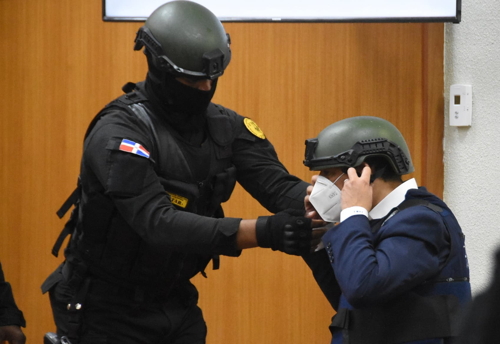 Siete implicados en 'Antipulpo' irán a prisión preventiva  por tres meses