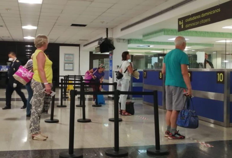 La JAC suspende vuelos desde el Reino Unido