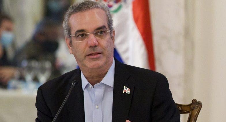 Presidente Abinader hablará el lunes al país en programa especial
