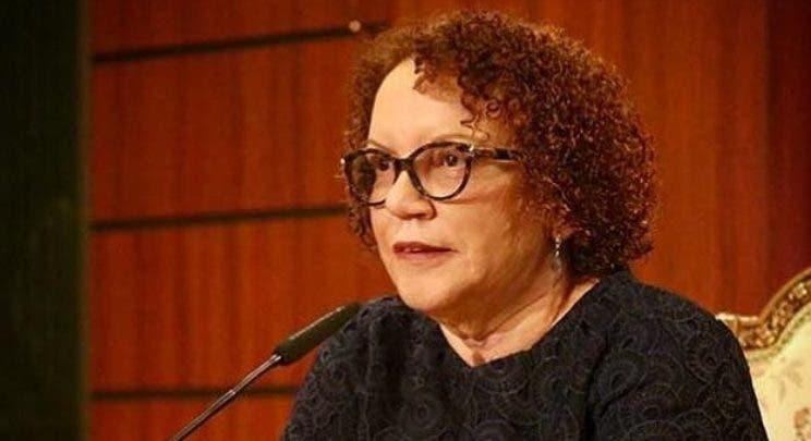 Miriam Germán admite fue ilegal impedir salida del país a Jean Alain