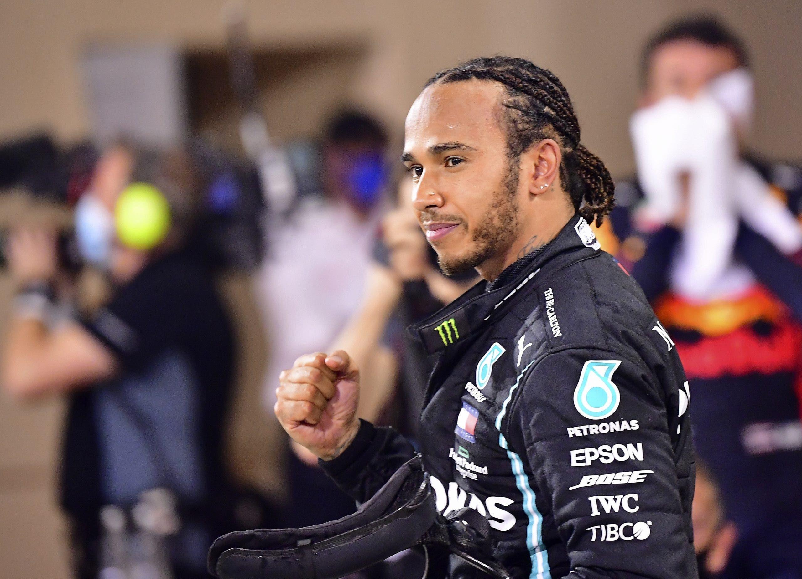 """Hamilton """"La Fórmula 1 se ha convertido en un club de niños billonarios»"""