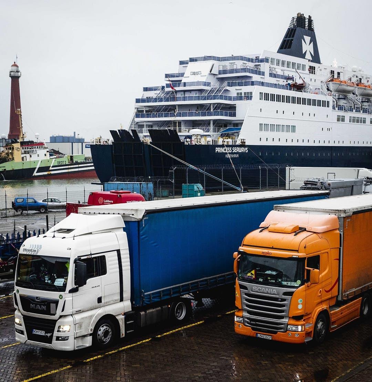 Caos en el Canal de la Mancha tras reabrir la frontera franco-británica