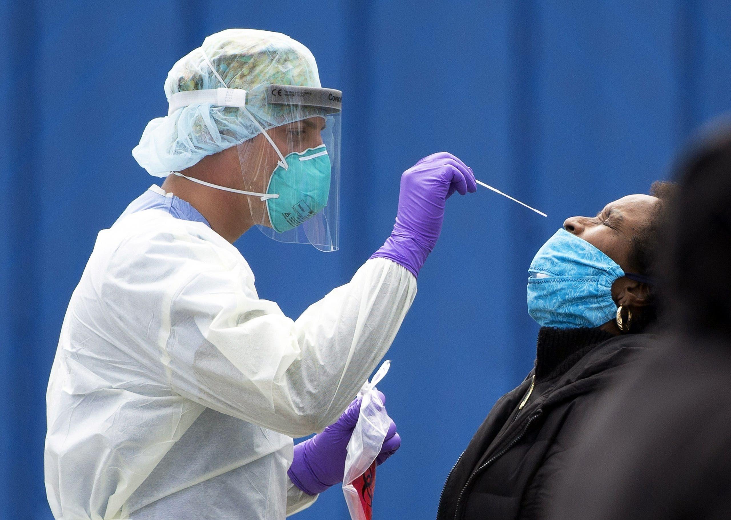 Salud Pública reporta dos muertes y 1,397 nuevos casos de Covid-19