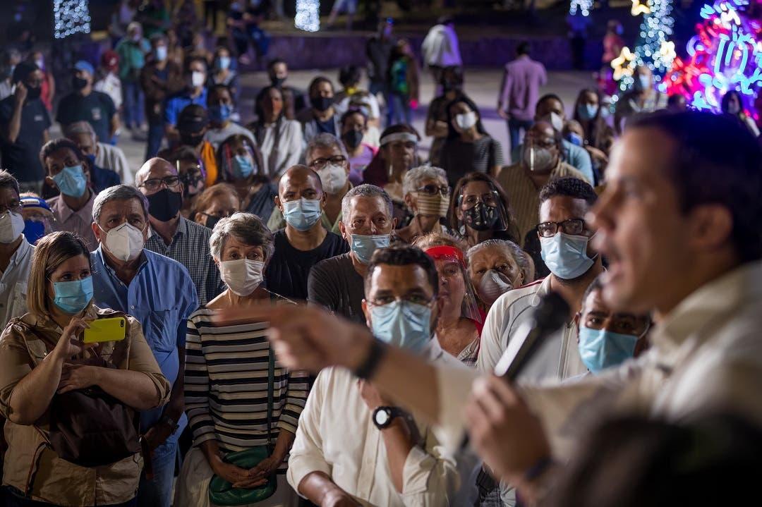 """EE.UU. ve """"ilegítimas"""" elecciones en Venezuela y seguirá respaldando a Guaidó"""