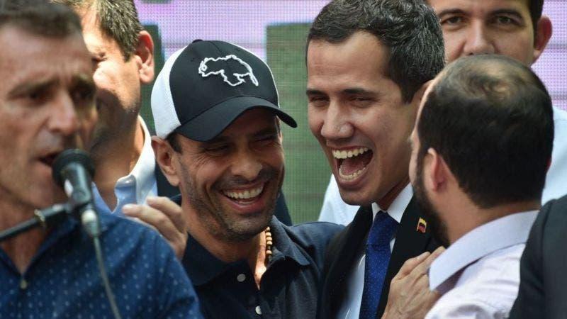 «La oposición hoy no tiene un líder, no hay un liderazgo», dice Henrique Capriles