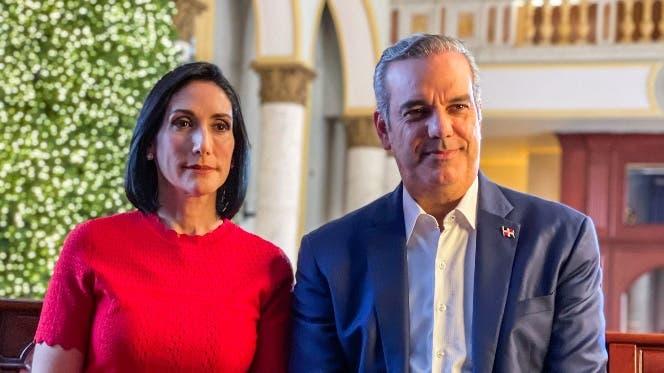 Presidente y primera dama exhortan a la población a protegerse en «Festividades Navideñas»
