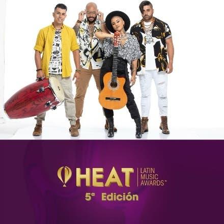 N'Klabe actuará en los Premios Heat en República Dominicana