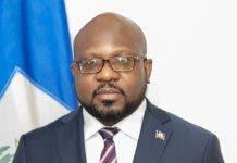Smith Augustin- embajador-Haití