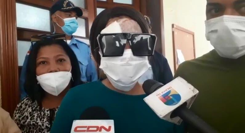 MP solicita orden de conducencia contra tres testigos en juicio de Yocairi Amarante