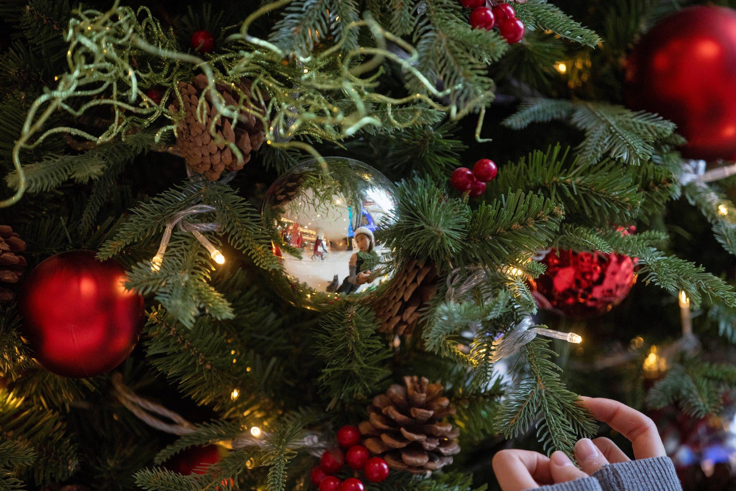 Coronavirus da tono apagado a las celebraciones navideñas