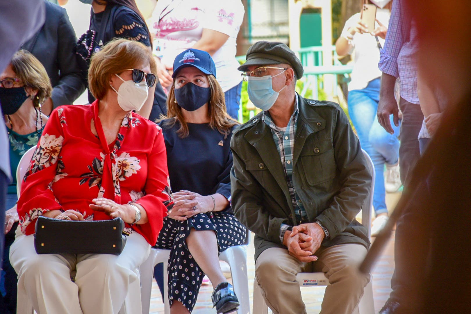 "Ministerio de Cultura realiza ""Aguinaldo Callejero"" en Santo Domingo Este"