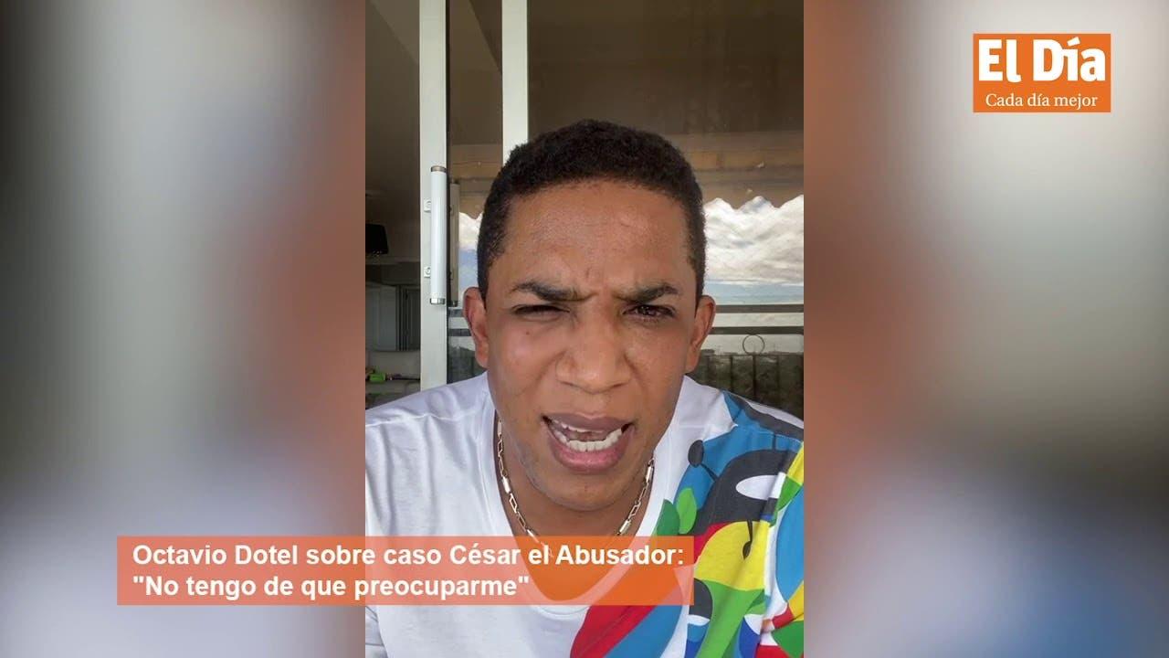 Octavio Dotel se defiende tras acusaciones de supuesto vínculo en el caso de «César El Abusador»