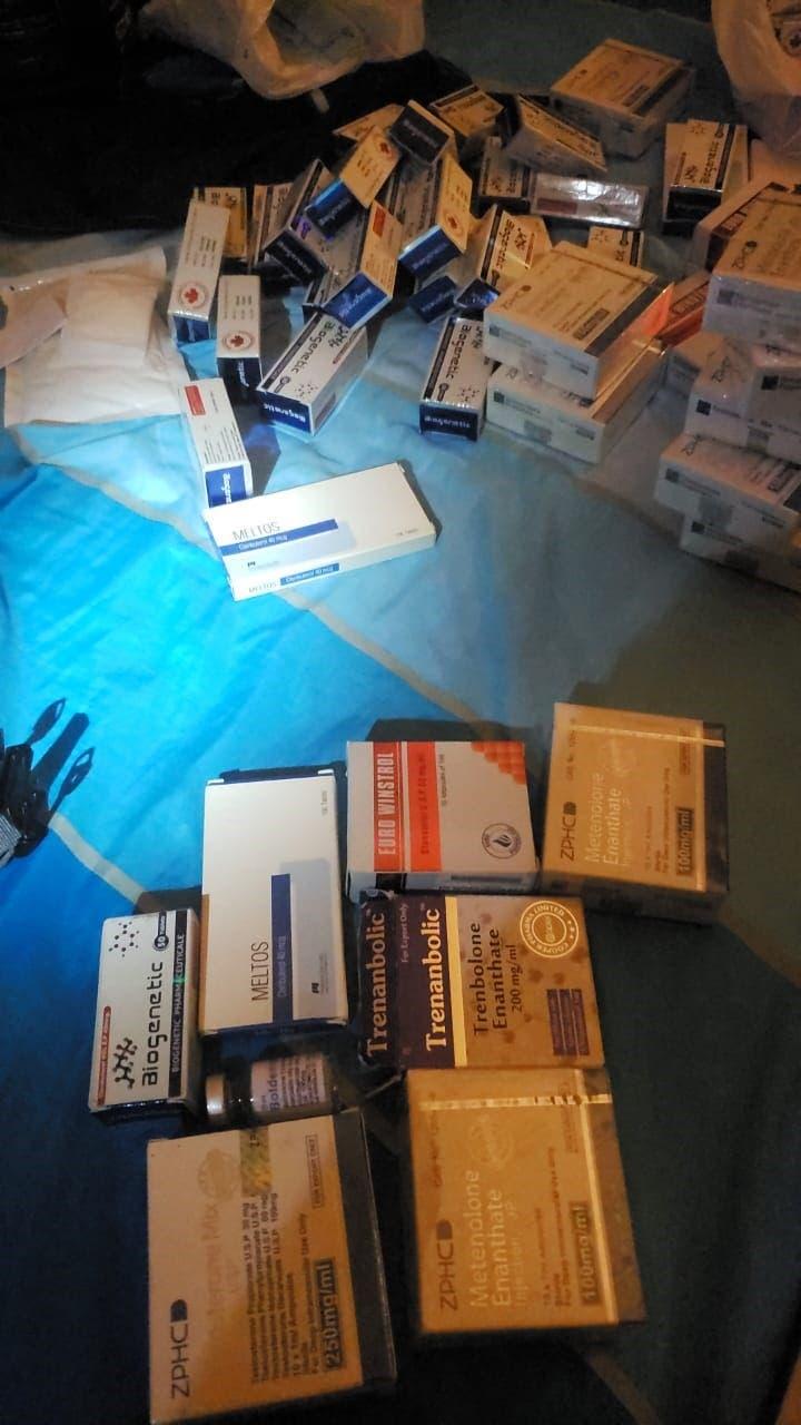 Desarticulan red de falsificación de medicamentos