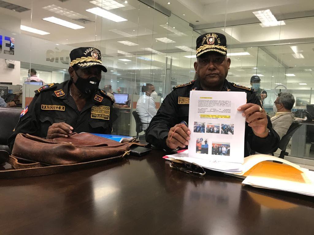 Asociación de Policías Municipales niega falsificara firma del Presidente Abinader