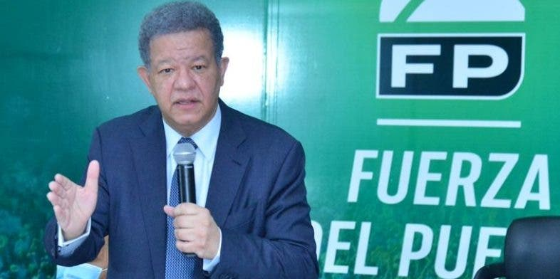 Leonel define decisión de JCE como 'irregular'
