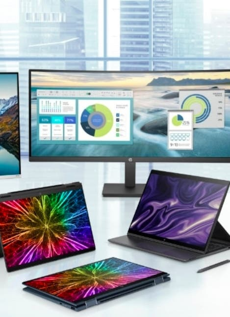 HP muestra sus creatividad en  CES