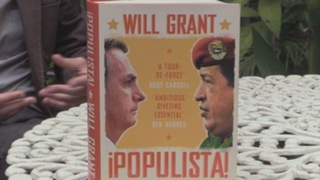 """""""Populista"""", un retrato de la izquierda latinoamericana del siglo XXI Juan Carlos Gómez"""