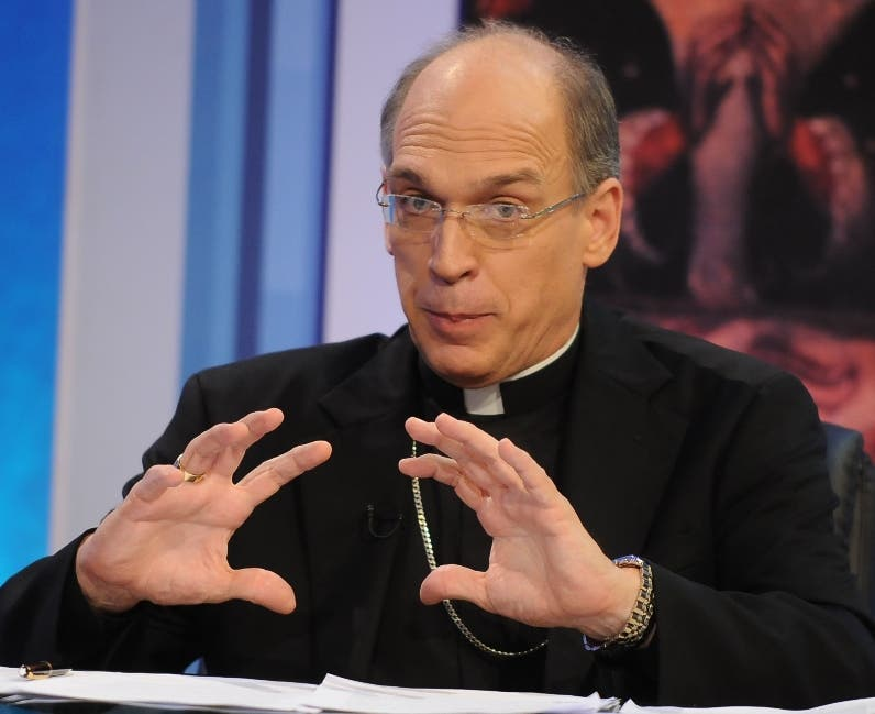 Monseñor Masalles dice Tribunal Constitución evita foro legislativo sea una selva