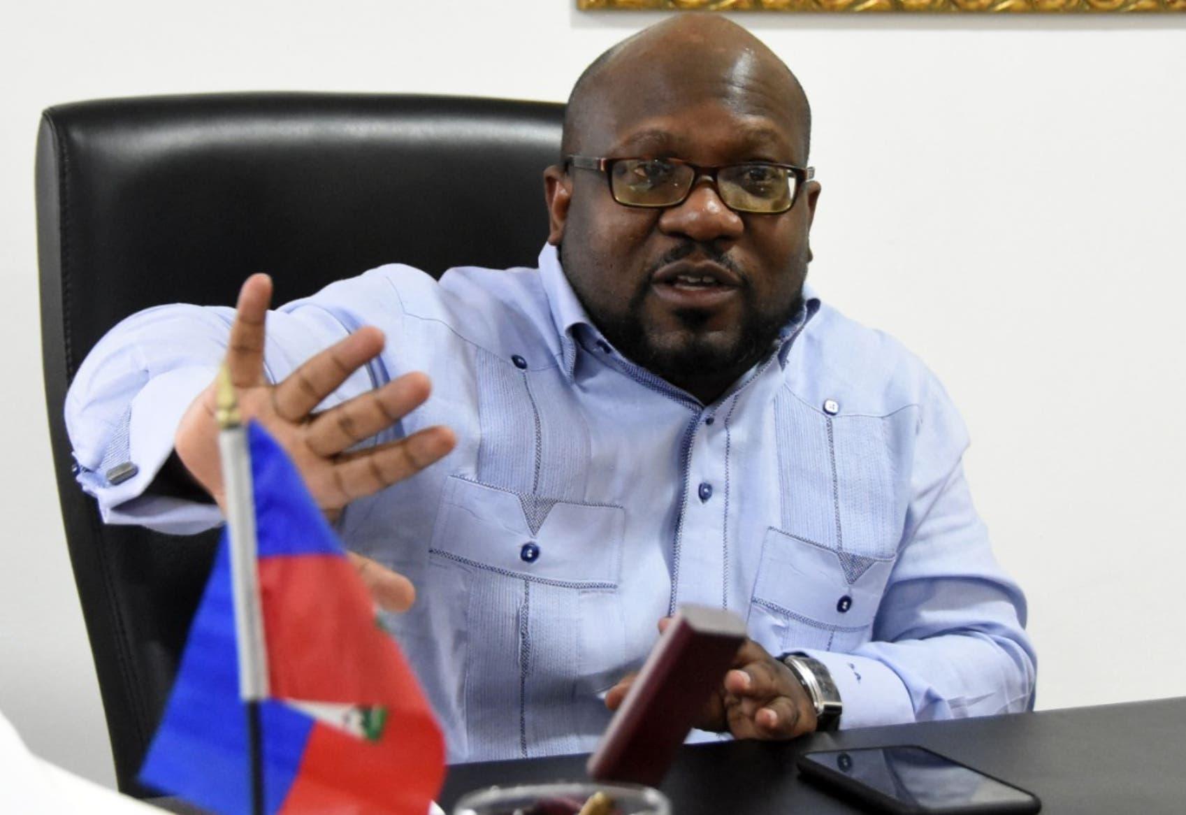 Embajador Smith Augustin considera relaciones Hatí-RD están en un buen momento