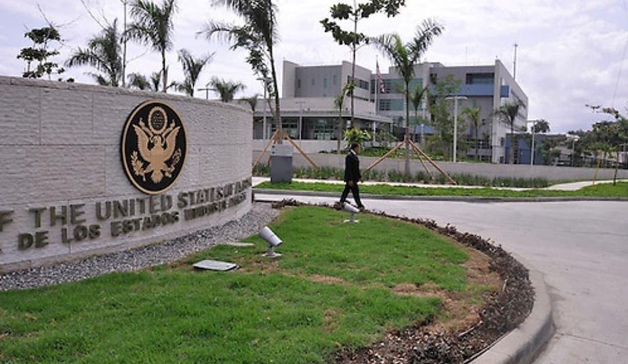 Encargado de negocios asume en embajada USA