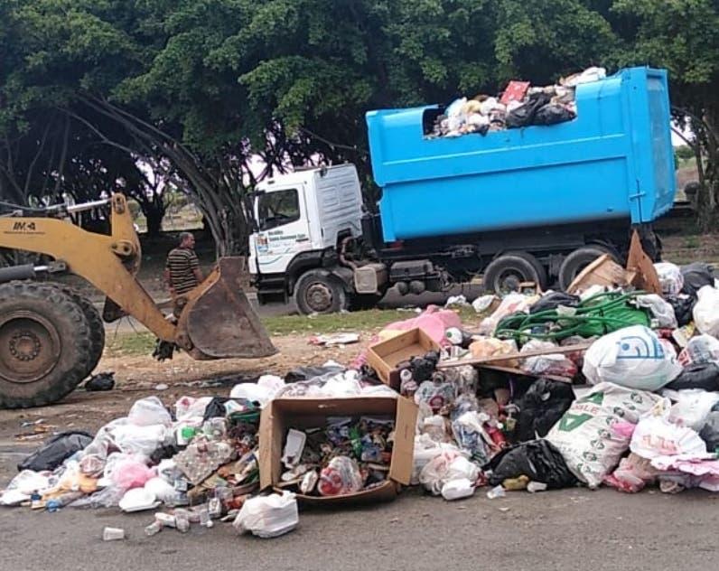 Generación de basura sube a 40% en Navidad