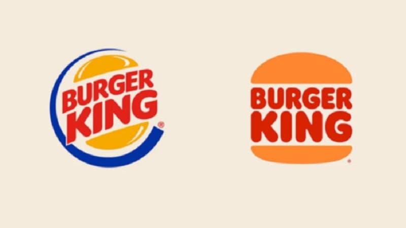 Burger King® evoluciona la identidad de marca visual